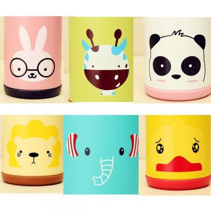 500ml Colourful Cute Cartoon Animal..